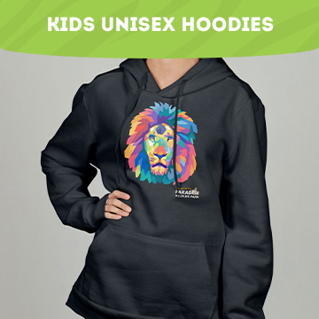 Kids Unisex Hoodies