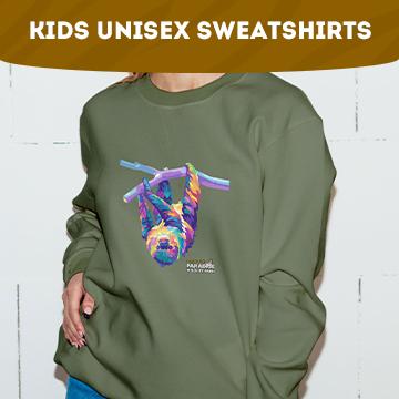 Kids Unisex Sweatshirts